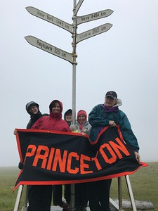 Princetonians conquer the Arctic Circle - Kim Frawley