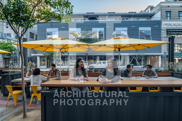 180712 The Pie Bar Parklet