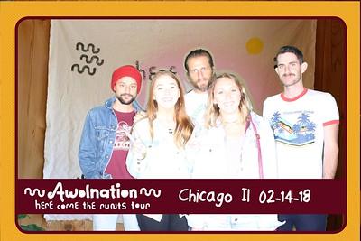 2/14 - Chicago, IL