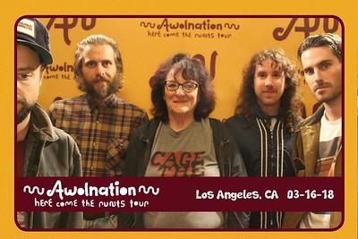 3/16 - Los Angeles, CA