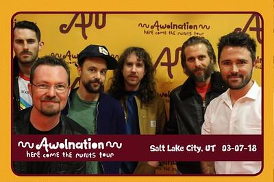3/7 - Salt Lake City, UT