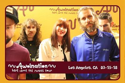 3/15 - Los Angeles, CA