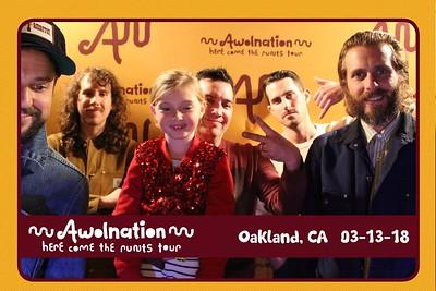 3/13 - Oakland, CA