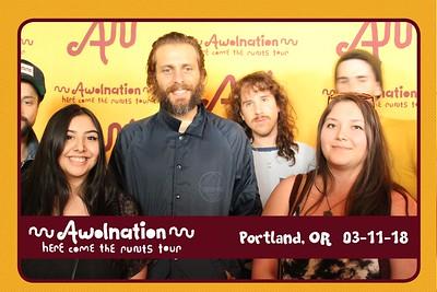 3/11 - Portland, OR