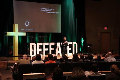 AWS: Fear Defeated