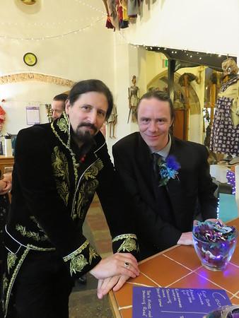 Alex and Dvae wedding