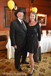 William Norton Johnson and Sonja Danne