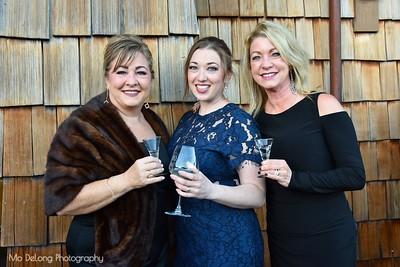 Deb Keith, Kaylen Dinga and Lisa Vossoughi