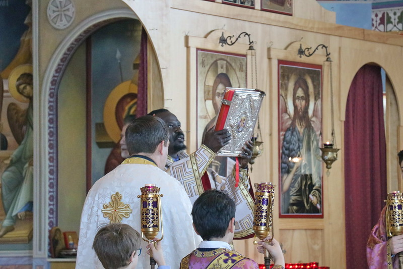 Second Sunday of Lent - St. Gregory Palamas
