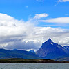 View along the Beagle Channel
