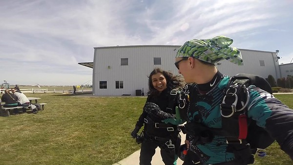 1158 COLETTE GHUNIM Skydive at Chicagoland Skydiving Center 20180422 Jo Jo