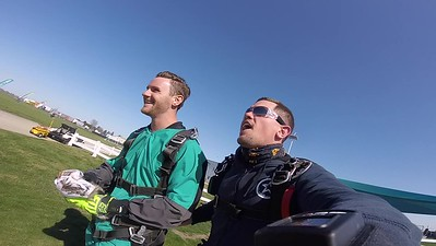 1631 Eric Bauer  Skydive at Chicagoland Skydiving Center 20180428 Eric Eric