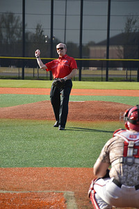 The Gardner-Webb baseball team takes on Furman in a match-up in Boiling Springs.