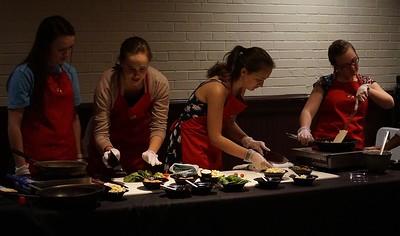 Common Sense Cooking Class