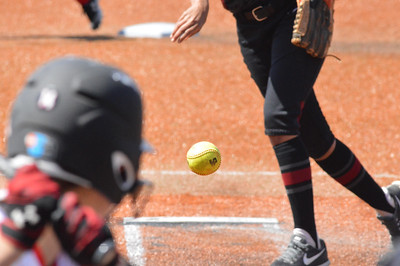 The GWU Softball team takes on South Carolina State in a double-header beating them 0-8 in game one.