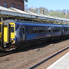ScotRail Class 156 Super Sprinter no. 156511 at Dumfries on a Carlisle service, 21.04.2018.