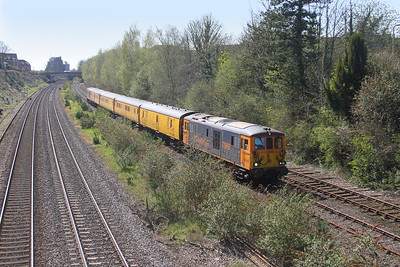73965 Andover 18/04/18 1Q66 Woking to Woking