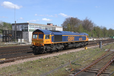 66732 Basingstoke 18/04/18 0Y68 Tonbridge to Eastleigh