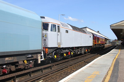47810 Basingstoke 18/04/18 4Z47 Eastleigh to Crewe