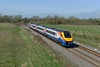 18 April 2018 :: East Midlands 222102 is waiting to approach Stenson Junction working 5Z22 from Derby to Etches Park
