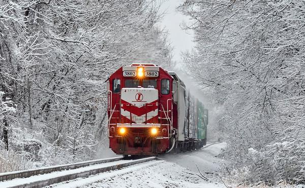 MET 040218 Snow Train
