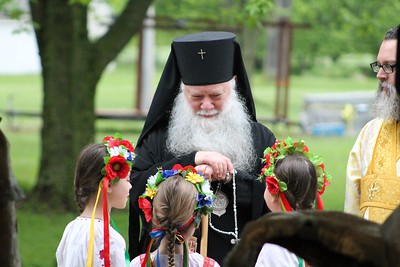Archbishop Peter Visit May 2018