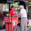 Coffee street vendor