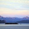 View of Lago Nahuel Huapi from our Bariloche apartmen