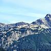 Summit near Lago Espejo
