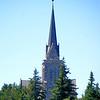 Steeple of Bariloche Catedral