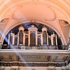 Choir loft in Catedral Metropolitana