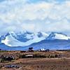 View from Plazoleta Heros de Malvinas