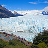 Viewing area at Perito Moreno Glacier