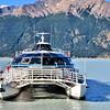 Boat for Perito Moreno Glacier tour