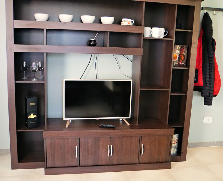 El Calafate apartment living space