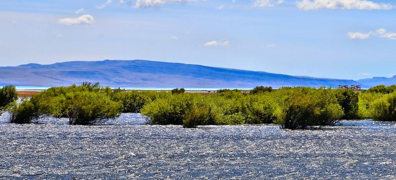View along the Rambla (Paseo Kitchener)