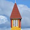 Steeple of Ushuaia Catholic Church