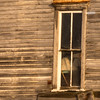 Old home window
