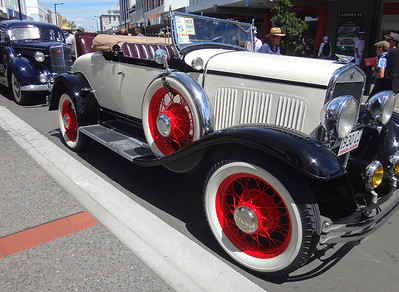 Car 1930CJ