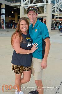 Jacksonville Jaguars vs New Orleans Saints @ TIAA Bank Field - 8.9.18