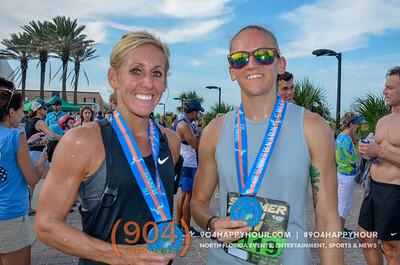 Tijuana Flats Summer Beach Run - 8.25.18