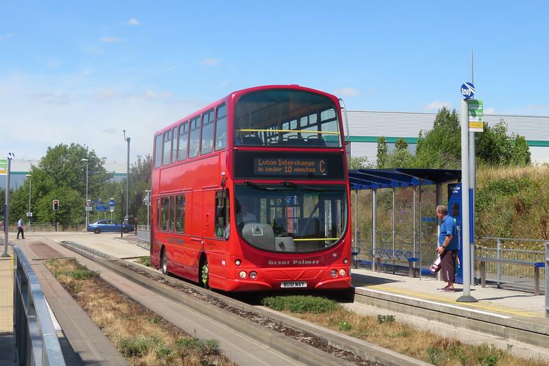 UK Bus August 2018