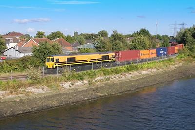 66413 Redbridge 08/08/18 4M98 Southampton to Garston