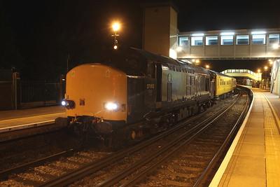 37612 Alton 31/08/18 1Q54 Eastleigh to Tonbridge