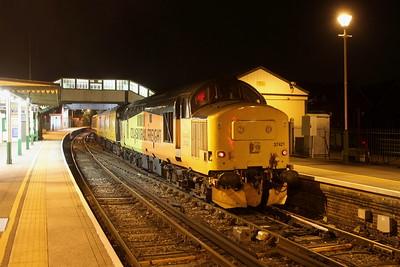 37421 Alton 31/08/18 1Q54 Eastleigh to Tonbridge