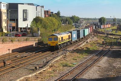 66413 Eastleigh 10/08/18 4O18 Lawley Street to Southampton