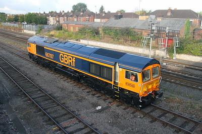 66787 Eastleigh 10/08/18