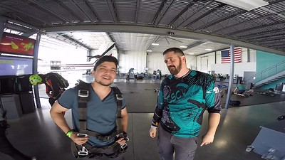 1618 Shashank Maithan\	 Skydive at Chicagoland Skydiving Center 20180801 Tim Cody
