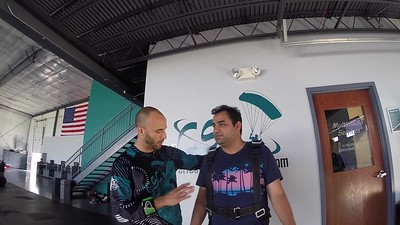 1445 Ashish Nahata	 Skydive at Chicagoland Skydiving Center 20180805 Hops Amy