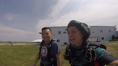 1214 Shilong Ly Skydive at Chicagoland Skydiving Center 20180805 Amy Amy